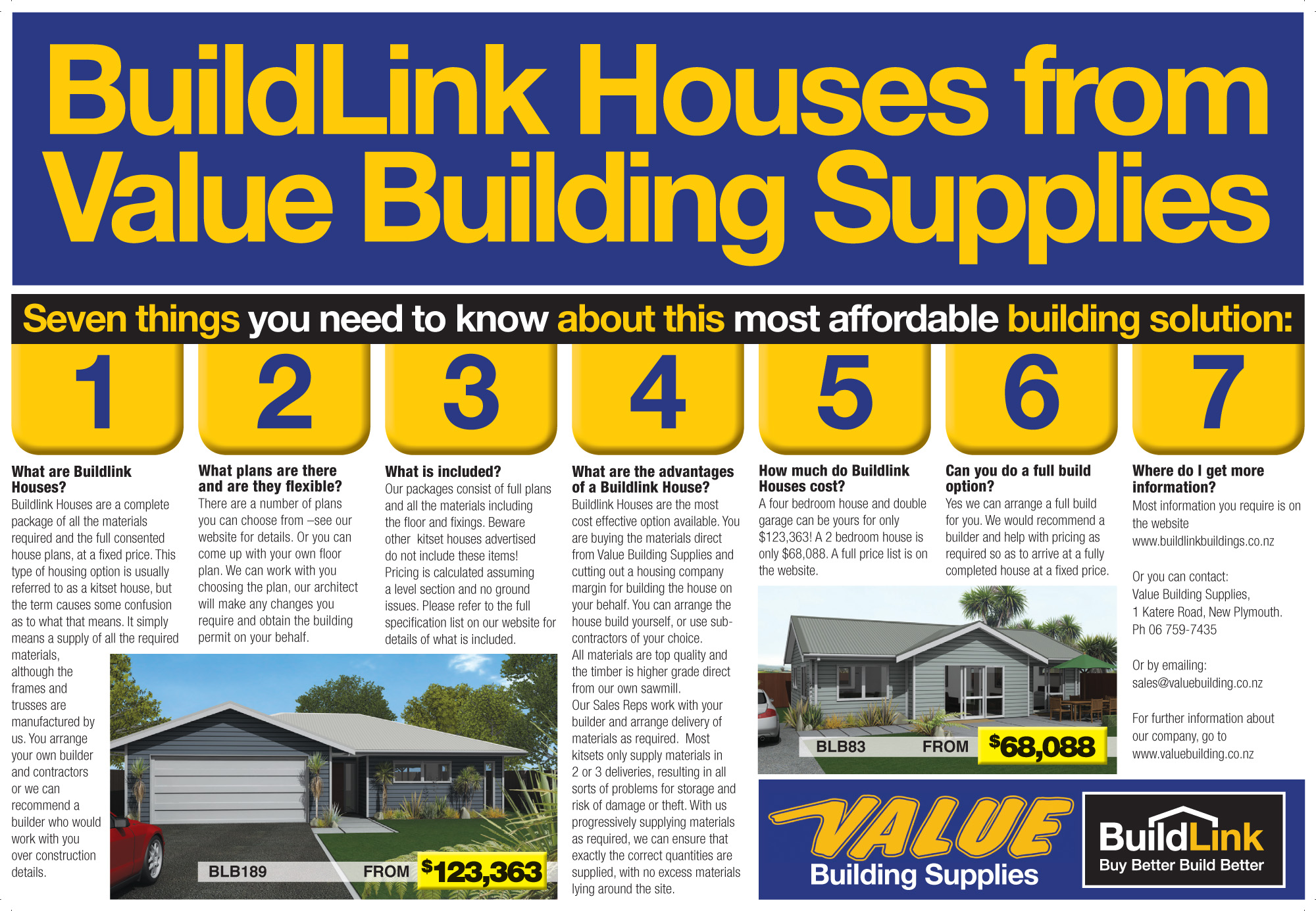 7 things you need to know buildlink houses value for List of materials needed to build a house