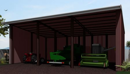 Farm Shed - FB101