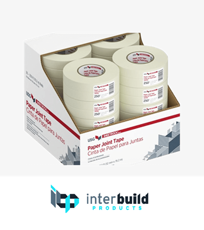 Sheetrock Paper Joint Tape 75m