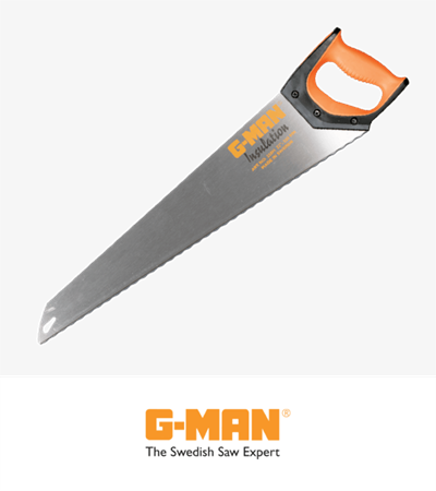 G-Man Insulation Saw 550mm