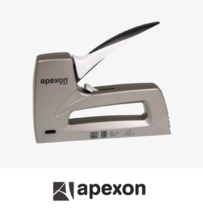 Apexon Hand Tacker Stapler