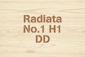 Radiata No.1 H1 DD