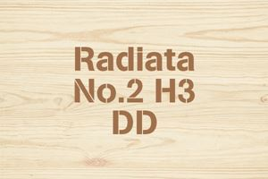 Radiata No.2 H3 DD