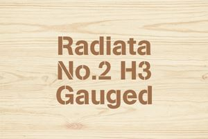 Radiata No.2 H3 Gauged