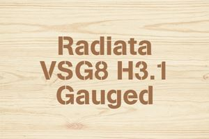 Radiata VSG8 H3.1 Gauged