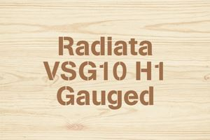 Radiata VSG10 H1 Gauged