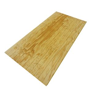 PLY GROOVED LINING NATURAL 12mm H3.1